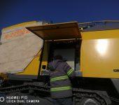 4. Wagonlading voor Mongolië